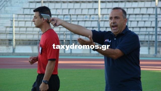 Αμανατίδης: «Ομάδα.... υποψήφια πρωταθλήτρια»
