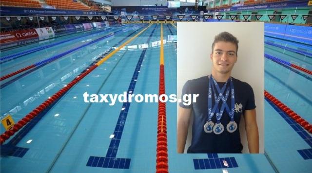 ΚΩΝΣΤΑΝΤΙΝΟΣ ΛΙΒΟΓΙΑΝΝΗΣ: Ο 17χρονος Βολιώτης κολυμβητής που ξεπέρασε τον εαυτό του