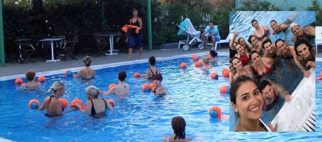 ΚΩΝΣΤΑΝΤΙΝΑ ΔΕΛΗΓΙΑΝΝΗ: Το Aqua Pilates και τα οφέλη του