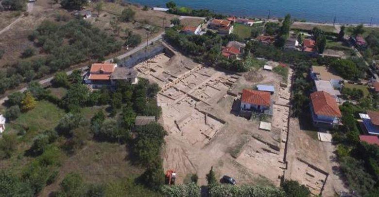 Αποκαλύφθηκε θαυμάσιο ιερό της θεάς Αρτέμιδος στην Εύβοια (εικόνες)