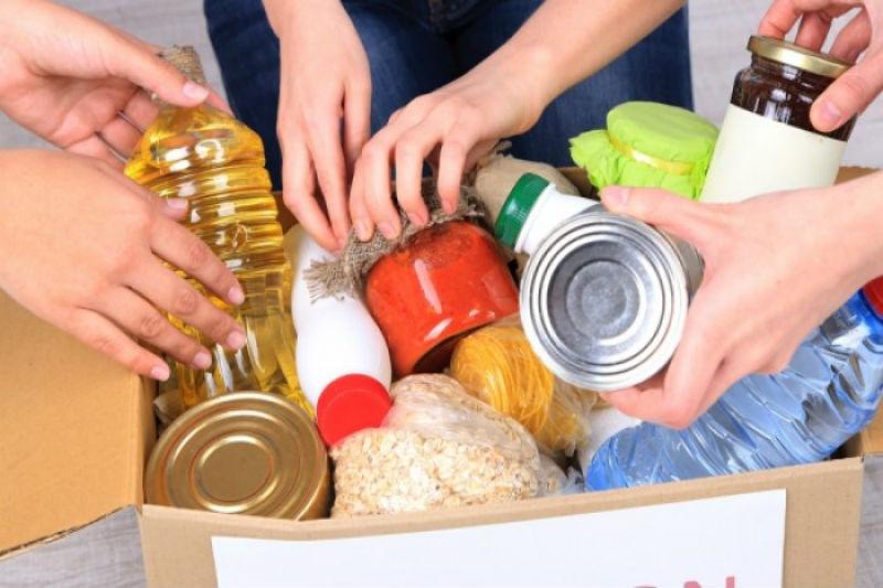 Το φθινόπωρο η διανομή τροφίμων και ειδών καθαριότητας