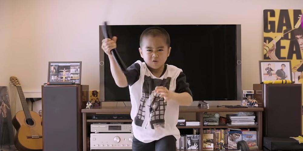 Αυτόν τον 8χρονο θα τον ήθελες κολλητό σου στο δημοτικό (video)