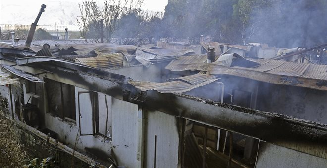 Δέκα γυναίκες νεκρές σε φωτιά σε γηροκομείο στη Χιλή