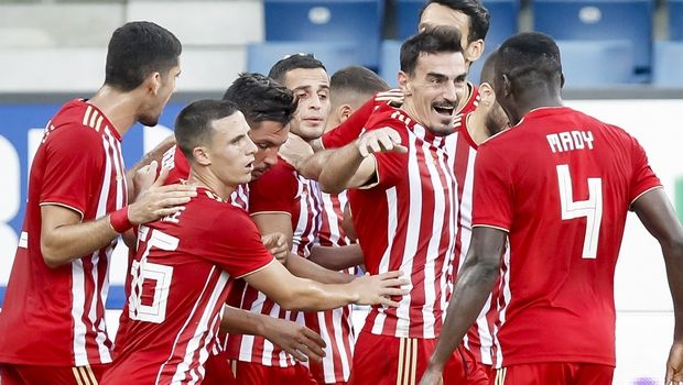Κυρίαρχος και στη ρεβάνς ο Ολυμπιακός, 3-1 τη Λουκέρνη