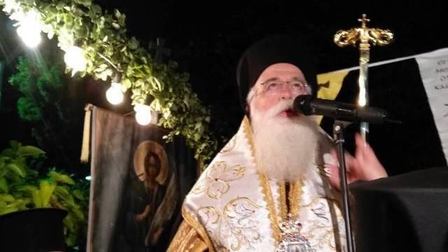 Ιγνάτιος: Η Παναγία έδωσε τη λύση