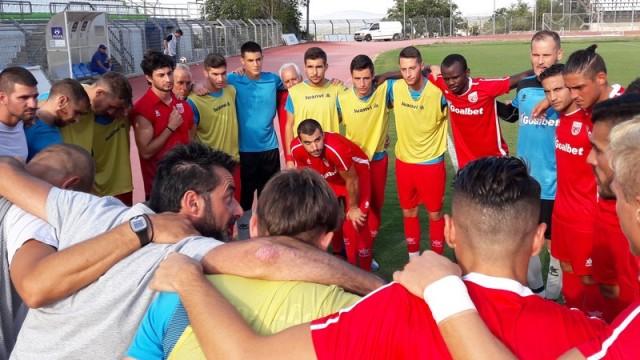 Πρώτη ήττα 3-0 στα φιλικά για την ΠΑΕ Βόλος στη Λειβαδιά