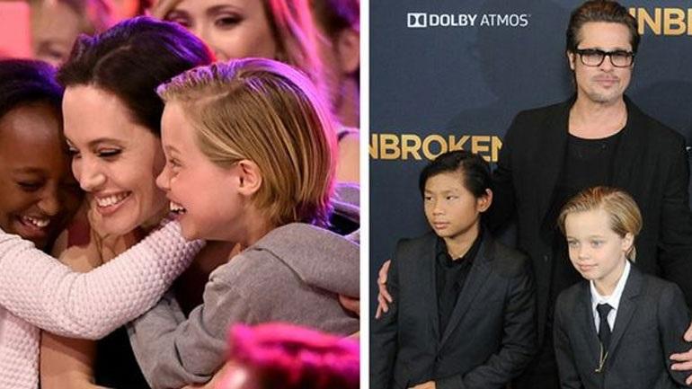 Μεγάλη νίκη του Brad Pitt στην κηδεμονία των παιδιών!