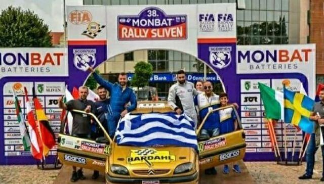 Διακρίθηκαν στη Βουλγαρία μέλη της Λέσχης Αυτοκινήτου Βόλου