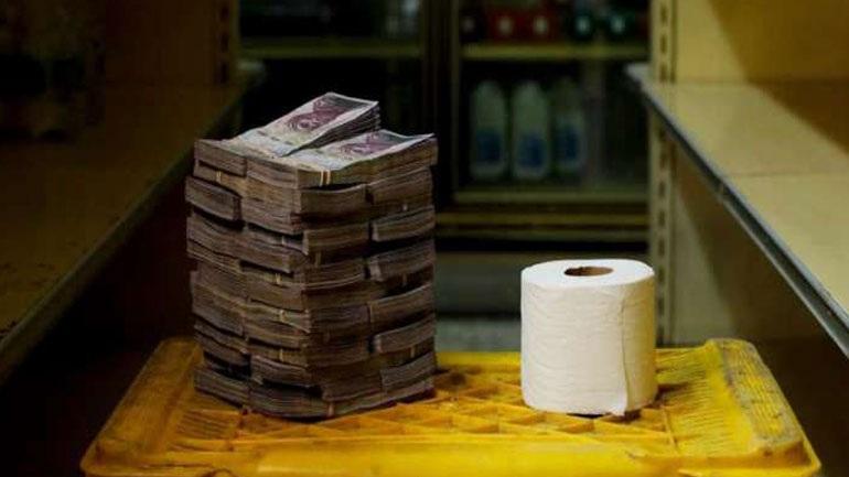 Βενεζουέλα: Δείτε πόσα λεφτά χρειάζονται για ένα είδος πρώτης ανάγκης