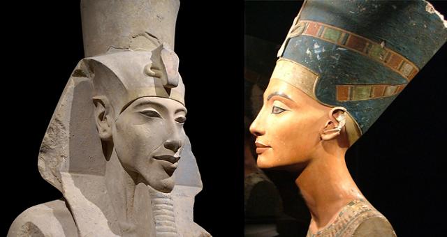 Επαφή με την αρχαία αιγυπτιακή ποίηση και κουλτούρα