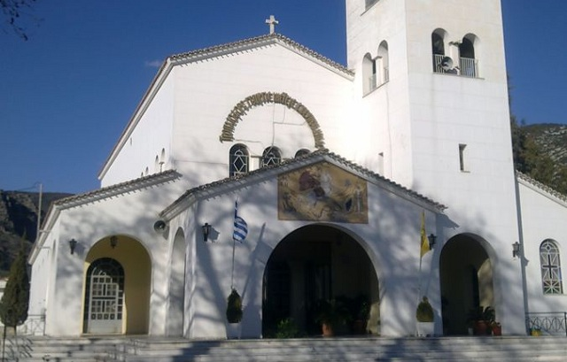 Δημιουργικές δράσεις στο προαύλιο του Αγίου Γεωργίου Αγριάς