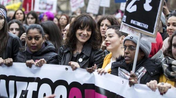 Η φωνή του #MeToo, Έιζια Αρζέντο κατηγορείται για σεξουαλική παρενόχληση