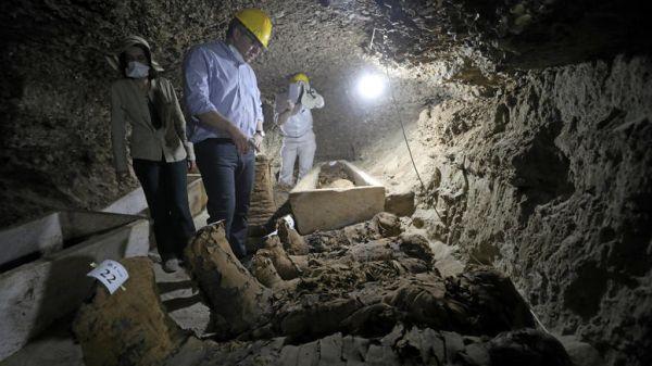 Το αρχαιότερο τυρί του κόσμου βρέθηκε σε αιγυπτιακό τάφο