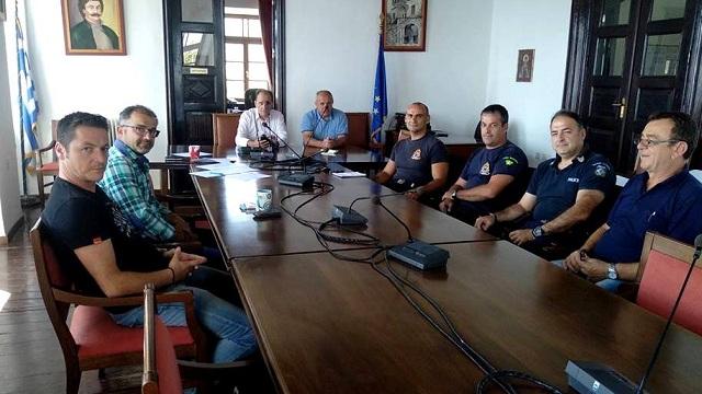 Συνεδρίασε εκτάκτως το Συντονιστικό Τοπικό Όργανο Πολιτικής Προστασίας του Δήμου Ζαγοράς -Μουρεσίου