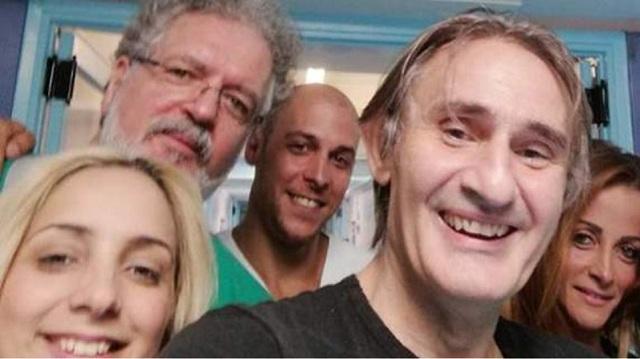 Άκης Σακελλαρίου: Βγήκε νικητής στη μάχη με τη νόσο των λεγεωνάριων