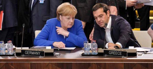 Μέρκελ: Θα επιβλέπουμε την Ελλάδα 4 φορές το χρόνο
