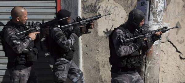 Μεγάλη επιχείρηση στρατού και αστυνομίας στην Βραζιλία κατά καρτέλ ναρκωτικών