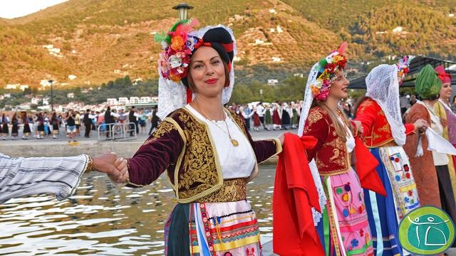 6ο φεστιβάλ παραδοσιακών χορών