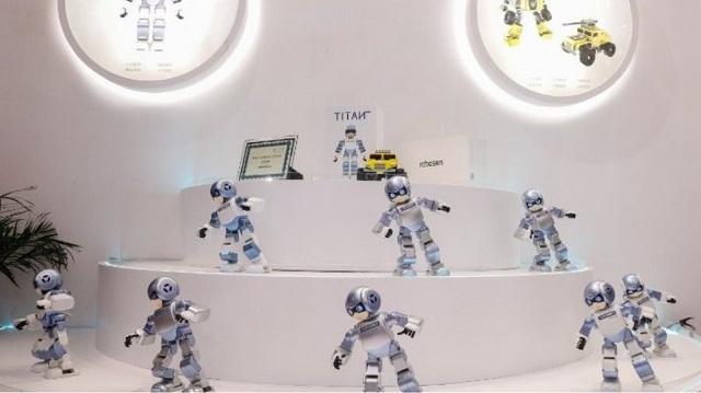 Ιαπωνία: Τα ρομπότ θα διδάσκουν αγγλικά στα σχολεία