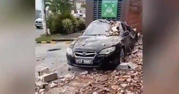 Σεισμός 7,3 Ρίχτερ στη Βενεζουέλα (εικόνες, video)