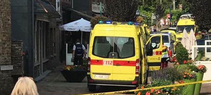 Επίθεση με μαχαίρι σε εστιατόριο του Βελγίου -Μία νεκρή