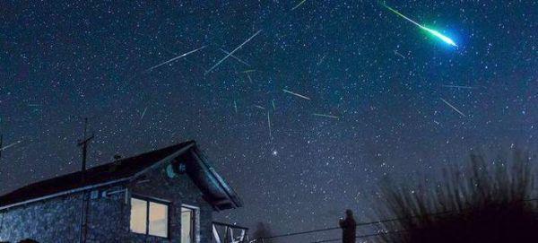 Βροχή αστεριών: Η φωτογραφία που αναδημοσίευσε η NASA - Την έβγαλε Αιγιώτης, στο Χελμό