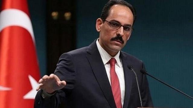 «Οι ΗΠΑ περιφρονούν την Τουρκία»– Λάβρος ο εκπρόσωπος του Ερντογάν