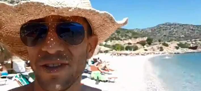 Ποιος είναι ο ομογενής Ανταμ Κατζαβέλος που βρίζει όλη η Ν. Αφρική [βίντεο]
