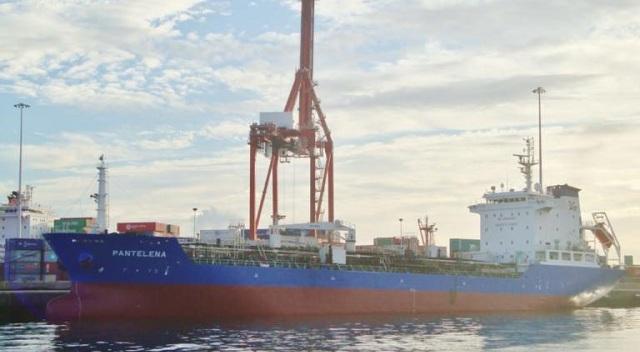 Εντοπίστηκε το δεξαμενόπλοιο Ελληνικών συμφερόντων που είχε χαθεί στον κόλπο της Γουινέας