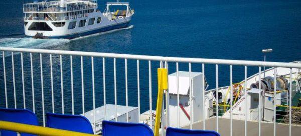 Μητέρα κατέβηκε στη Σαντορίνη, αλλά ξέχασε το παιδί της μέσα στο πλοίο