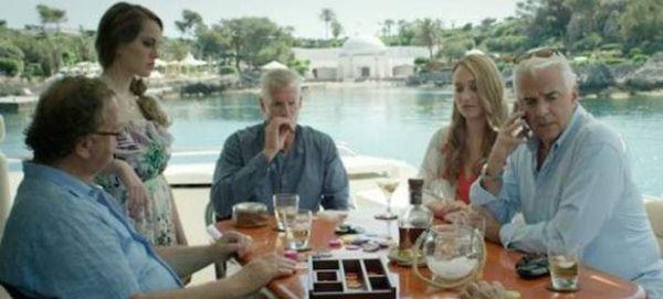 Η νέα ταινία του Στεφανόπουλος «Swing Away» είναι διαφήμιση για τη Ρόδο (βίντεο)