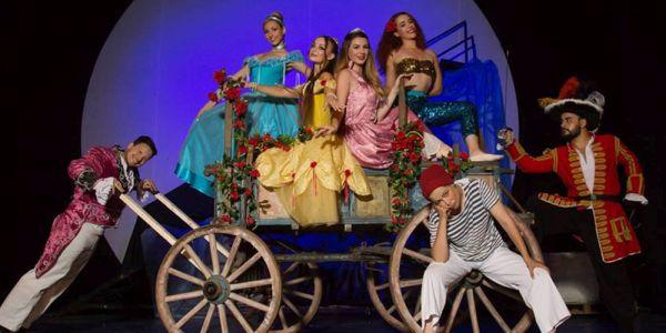 «Πειρατές και πριγκίπισσες»
