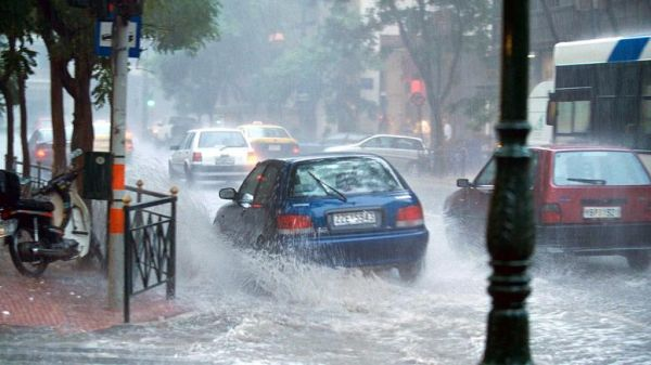 Eκτακτο δελτίο ΕΜΥ: Έρχονται καταιγίδες & χαλάζι