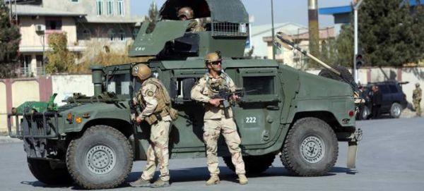 Σκοτώθηκε ο ηγέτης του Ισλαμικού Κράτους στο Αφγανιστάν