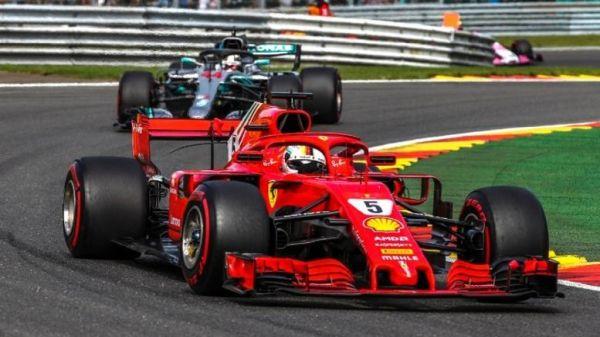 F1: Ο Σεμπάστιαν Φέτελ νικητής στο γκραν πρι του Βελγίου