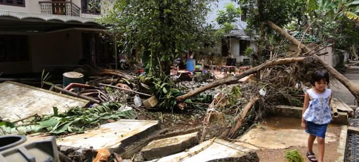 Περισσότεροι από 1.200 οι νεκροί στις φετινές πλημμύρες στην Ινδία
