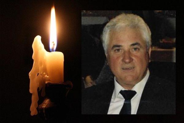 Ετήσιο μνημόσυνο ΛΕΩΝΙΔΑ Δ. ΠΑΠΑΜΗΤΡΟΥ