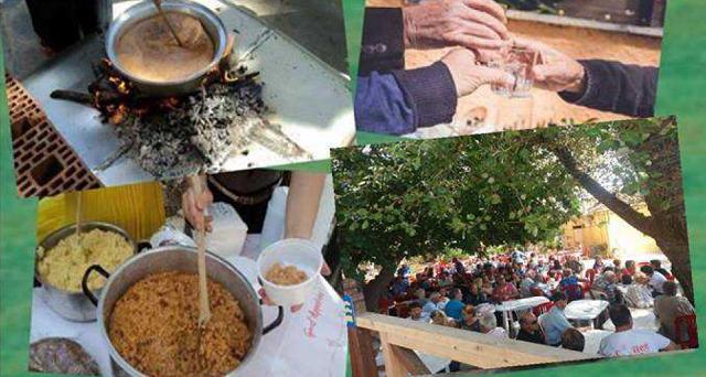 Αναβιώνει και φέτος το έθιμο «Χταποδάκι με Ρύζι» στη Συκή