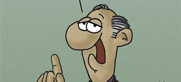 Το σκίτσο του Αρκά για τον ανασχηματισμό σπάει κόκκαλα