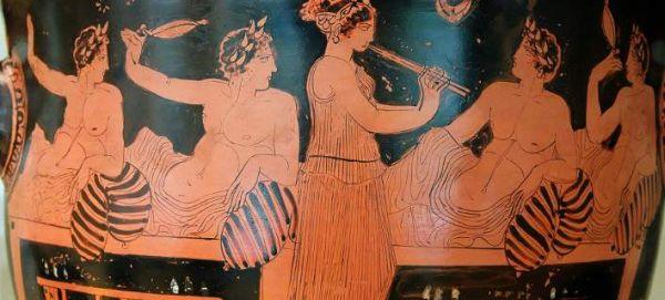 Οι αρχαίοι Ελληνες έτρωγαν μπαρμπούνια και χέλια με γάρο