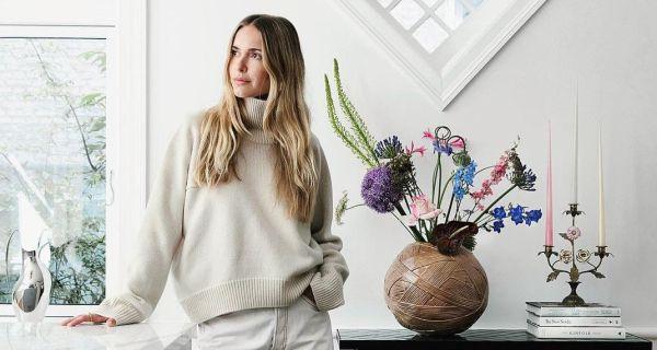 8 ιδέες μίνιμαλ διακόσμησης από την πιο διάσημη Σκανδιναβή fashion blogger