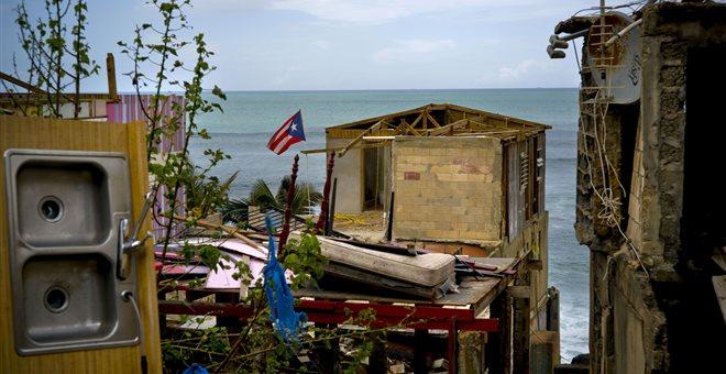 Έρευνα: 2.975 οι νεκροί το 2017 από τον τυφώνα Μαρία στο Πουέρτο Ρίκο