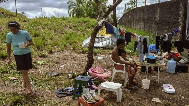 Σε κατάσταση υγειονομικής έκτακτης ανάγκης το Περού, στα σύνορα με τον Ισημερινό
