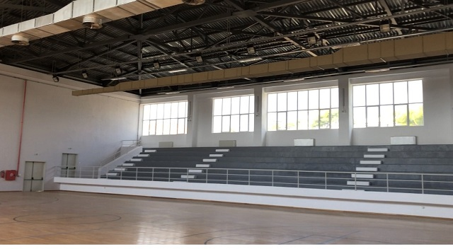 Σε τροχιά υλοποίησης το Κλειστό Γυμναστήριο της Αλοννήσου