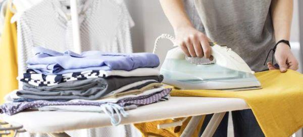7 τρόποι για να σιδερώσεις τα ρούχα... χωρίς σίδερο