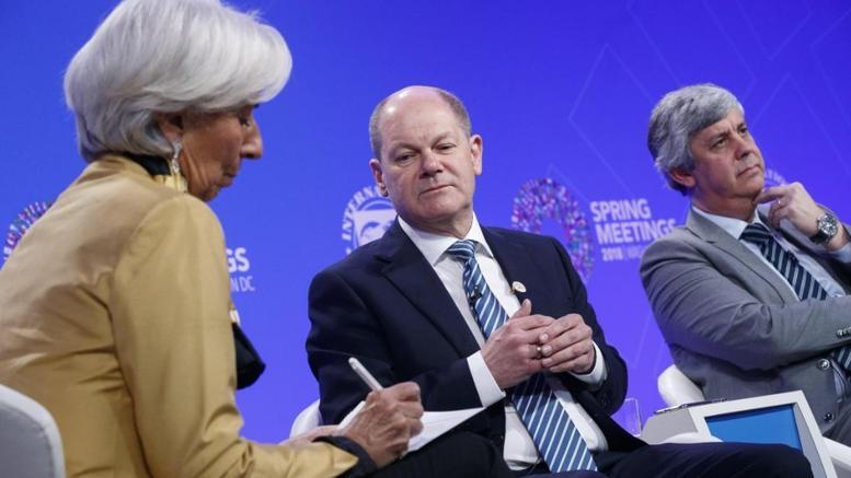 Επιμένουν ΔΝΤ και Βερολίνο στην περικοπή των συντάξεων