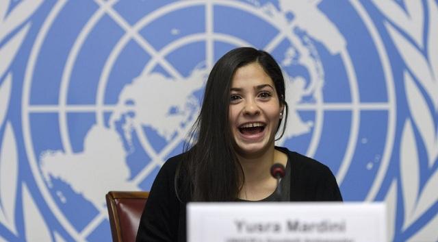 Συνελήφθη στην Ελλάδα η βραβευμένη αθλήτρια Σάρα Μαρντίνι για διακίνηση μεταναστών