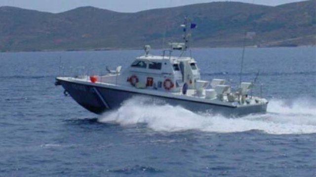 Αναποδογυρισμένο σκάφος εντοπίστηκε στο Χορευτό