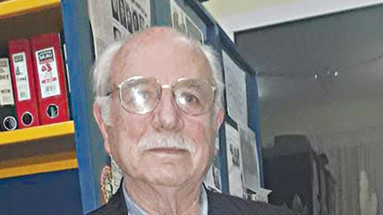Φοιτητής ετών 83 στο Πανεπιστήμιο Κρήτης!