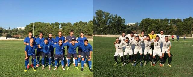 5 γκολ και διακοπή στο ματς Ρήγας - Πύρασος